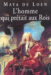 L'homme qui pretait aux rois - Intérieur - Format classique