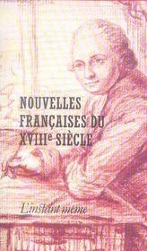 Nouvelles Francaises Du Xviiie Siecle - Intérieur - Format classique