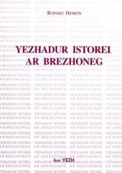 Yezhadur istorel ar brezhoneg - Couverture - Format classique