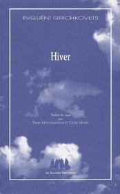 Hiver - Couverture - Format classique