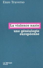 Violence Nazie (La) - Intérieur - Format classique