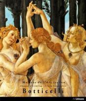 Botticelli - Couverture - Format classique