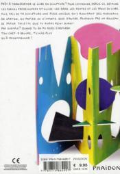 Jeu de sculpture - 4ème de couverture - Format classique