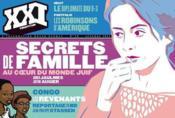 Revue Xxi N.20 ; Secrets De Famille Au Coeur Du Monde Juif - Couverture - Format classique
