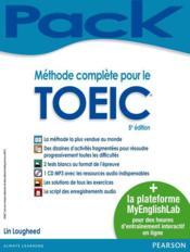 Méthode complète pour le TOEIC (5e édition) ; coffret - Couverture - Format classique