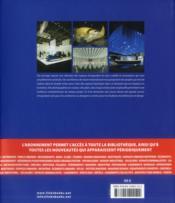 Nouveaux stands d'exposition ; architecture et design - 4ème de couverture - Format classique