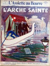 Assiette Au Beurre (L') N°506 du 10/12/1910 - Couverture - Format classique