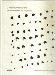 Charlotte Posenenske (1930 -1985) /Anglais/Allemand - Couverture - Format classique