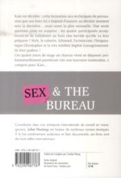Sex and the bureau - 4ème de couverture - Format classique