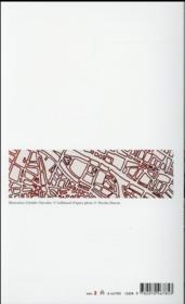 Odes dérisoires et autres poèmes - 4ème de couverture - Format classique
