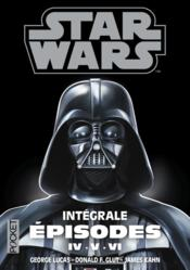 Vente livre :  Star Wars ; INTEGRALE ; épisodes IV, V, VI  - George Lucas - Donald Glut - James Kahn - Collectif