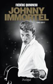 Vente  Johnny immortel  - Frederic Quinonero