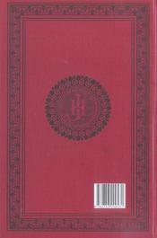 Tribulations D'Un Chinois En Chine (Les) - 4ème de couverture - Format classique