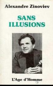 Sans Illusions - Couverture - Format classique