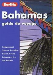 Bahamas berlitz gv - Intérieur - Format classique