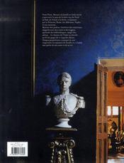 Visite privée ; maisons de famille en italie - 4ème de couverture - Format classique