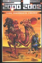 SF2000-2001 : les meilleures récits de l'année - Intérieur - Format classique