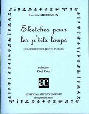 Sketches pour les p'tits loups - Intérieur - Format classique