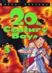 20th century boys t.3 - Couverture - Format classique