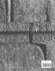 L'ordre cistercien - 4ème de couverture - Format classique