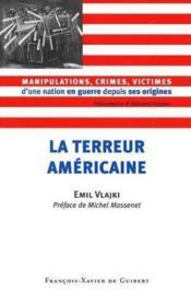 La terreur americaine - Couverture - Format classique