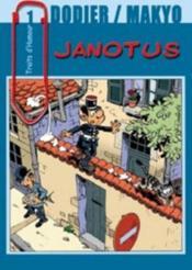 Janotus t.1 - Couverture - Format classique