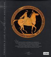 Grece ; tresors d'une civilisation ancienne - 4ème de couverture - Format classique