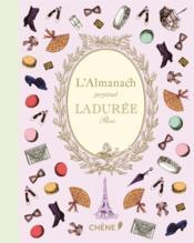 Almanach perpétuel Ladurée - Couverture - Format classique