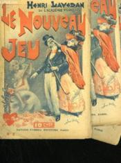 Lot De 3 Fascicules. Le Nouveau Jeu. N° 2 Au N°4. - Couverture - Format classique