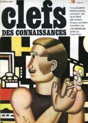 Clefs Des Connaissances - N°18 - Couverture - Format classique
