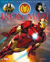 Vente livre :  Iron Man  - Jacques Beaumont - Sabine Boccador