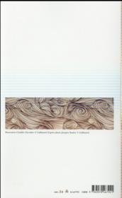 L'indiscipline de l'eau ; anthologie personnelle 1988-2012 - 4ème de couverture - Format classique