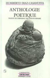 Anthologie poétique - Couverture - Format classique