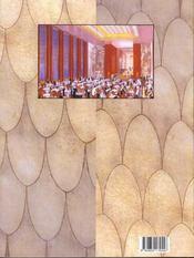 Art Deco - Les Maitres Du Mobilier - Le Decor Des Paquebots (3ed) - 4ème de couverture - Format classique