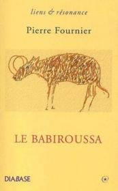 Le babiroussa - Couverture - Format classique
