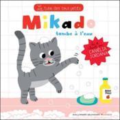 Mikado tombe à l'eau - Couverture - Format classique