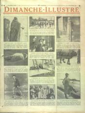 Dimanche Illustre N°146 du 13/12/1925 - Couverture - Format classique