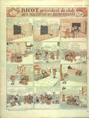 Dimanche Illustre N°146 du 13/12/1925 - 4ème de couverture - Format classique