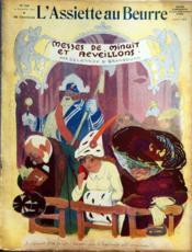 Assiette Au Beurre (L') N°508 du 24/12/1910 - Couverture - Format classique