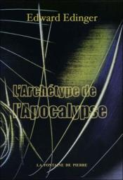L'archétype de l'apocalypse - Couverture - Format classique