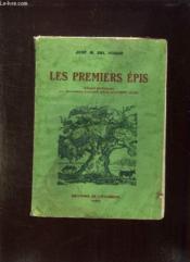 Les Premiers Epis. - Couverture - Format classique