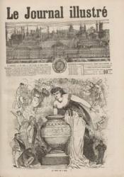Journal Illustre (Le) N°326 du 08/05/1870 - Couverture - Format classique