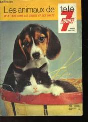 Les Animaux De Nos Amis Les Chiens Et Les Chats - N°6 - Couverture - Format classique