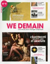 Vente livre :  WE DEMAIN N.9  - We Demain