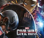 Vente livre :  Tout l'art de Captain America ; civil war  - Collectif