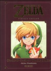 Vente  The legend of Zelda - perfect edition ; oracle of seasons ; oracle of ages  - Xxx - Akira Himekawa - Nintendo