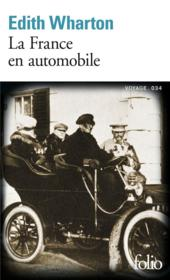 Vente livre :  La France en automobile  - Edith Wharton