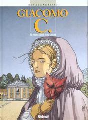 Giacomo C. t.5 ; pour l'amour d'une cousine - Intérieur - Format classique