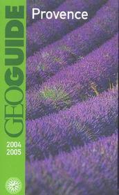 Geoguide ; Provence (Edition 2004) - Intérieur - Format classique