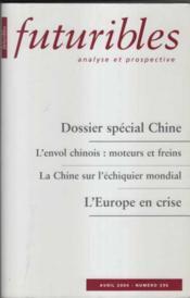 Dossier special chine - Couverture - Format classique